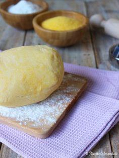 Come fare la pasta frolla senza glutine