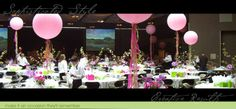 corporate event decorating ideas | Get creative with decorations and add color | Corporate Event Ideas