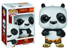 Pop Funko: Kung Fu Panda - Po