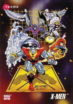 X-Men : Gold Strike Force Marvel Universe Series 3 #179