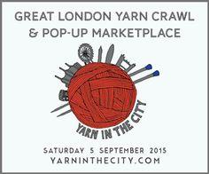 Yarn in the City September 2015