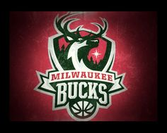 "Milwaukee Bucks - Interesting ""would be"" logo"