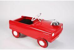 Restored Red Peddle Car, C. 1950s  $799.00