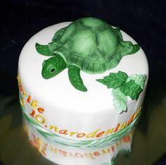 Torty » Torta Korytnačka