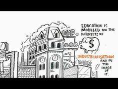Ken Robinson - Cambiando Paradigmas sociales. La Educación (Castellano) - YouTube