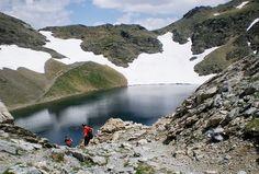 Los ibones, lagos de origen glaciar   Viaje al Pirineo