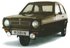 reliant robin - Google Search