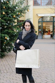 Perfect shopping day – Michael Kors, Hugo Boss, Versace, Lagerfeld
