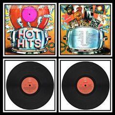Vários - The Hot Hits Epic 144359  (1979)