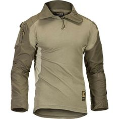 Clawgear Mk.II Combat Shirt, RAL 7013 Outdoor Survival, Survival Gear, Combat Shirt, Mens Gear, Military Equipment, Body Armor, Tactical Gear, Shirts, Weapons