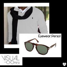 Style!  #persol #fashion #eyewear