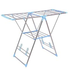 8a1d573b711 Amazon.com  Ohuhu Stainless Steel Gullwing Clothes Drying Rack  Home    Kitchen