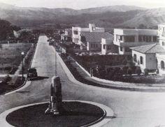 MIRANDA, municipio Chacao. Redoma de Campo Alegre 1950