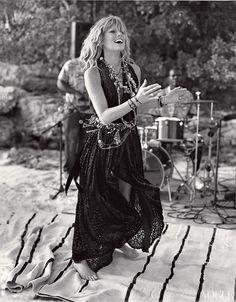 Patti Hansen Vogue