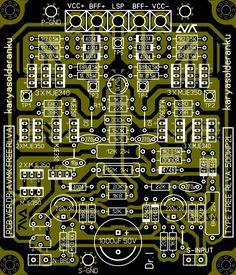 Karya Solderanku: 2014 Hifi Amplifier, Magnetic Levitation, Circuit Diagram, Soldering, Bff, City Photo, Audio, Layout Design, Brazing