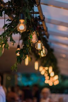 Dominique + Gassan's Belongil Bistro, Byron Bay Wedding.   Photography: Lost in Wishful Thinking Styling + Hire: Hummingbird Style & Hire Lighting: North Coast Events Florist: Alstonville Florist