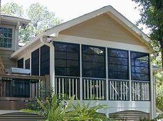 Porch Remodeling- #porchdesign #exteriordesign