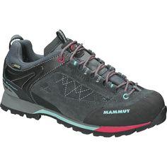 Mammut - Ridge Low GTX Hiking Shoe - Women's - Graphite/Fiji