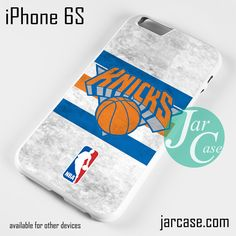 Nba Newyork Knicks Logo Phone case for iPhone 6/6S/6 Plus/6S plus