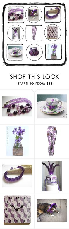 """By: The Rustic Pelican"" by therusticpelican ❤ liked on Polyvore featuring Rustico, Masquerade, Cadeau, modern, contemporary, rustic and vintage"