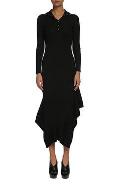 Stella McCartney Платье вязаное Черный 95 800 Р.