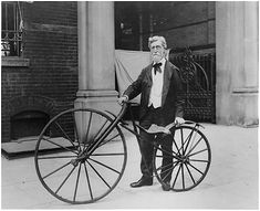 1800's Fixed Gear Hipster