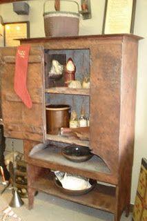 homestead cupboard...
