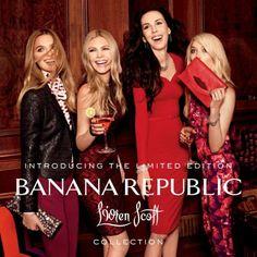 Banana Republic - Banana Republic L'Wren Scott Collection 2013