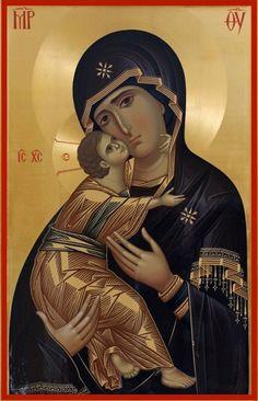 Byzantine Icons, Byzantine Art, Religious Icons, Religious Art, Christ Pantocrator, Images Of Christ, Jesus Art, Madonna And Child, Orthodox Icons