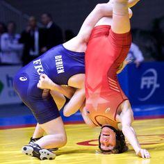 Wrestling. Lucha olímpica