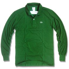 Lacoste's Polo shirt is the classic sport shirt that is always fresh and always in style.