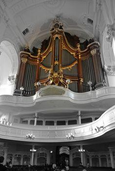 Michaeliskirche   #Hamburger-Michel  #Hamburg
