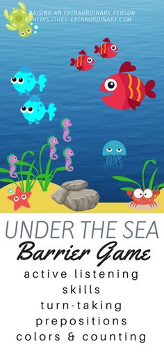 How to Use Barrier Games to Teach Social Skills and Improve Communication · Raising An Extraordinary Person