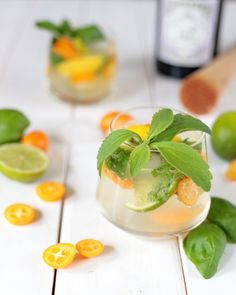 The Best Gin and Citrus Cocktail - Green Évi
