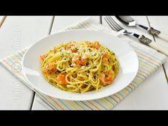 Paste cu creveti   Shrimp Pasta (CC Eng Sub)   JamilaCuisine - YouTube Romanian Food, Romanian Recipes, Good Food, Yummy Food, Shrimp Pasta Recipes, Superfoods, Lasagna, Meals, Vegan