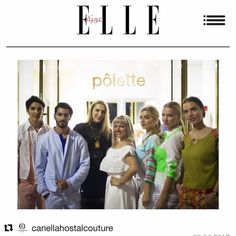 #Repost @canellahostalcouture  Thanks to @elle_arabia for @polette.dubai official launching article  love the photo with @anna_trestain  . . #ellearabia #article #onlinemagazine #polettedubai #canellahostalcouture #fashion #boutique #conceptstore #conceptboutique #launching #launchparty #launching2017 #launchingevent #officiallaunching #models #fashiondesigner #fashionmen #fashionwomen #fashionblogger #fashiontrends #paris #lyon #losangelesfashion #londonfashion #london #dubaifashion…
