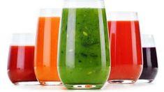 Čerstvé šťávy, jež pročistí organismus a fungují jako životabudiče Juice Smoothie, Fruit Juice, Smoothies, Cleanse, Watermelon, Wine Glass, Detox, Avocado, Cooking Recipes