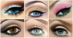 Check out eye makeup tips and learn how to do eye makeup