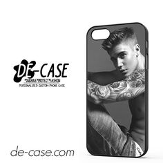 Justin Bieber DEAL-6046 Apple Phonecase Cover For Iphone 5 / Iphone 5S