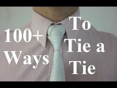 How to Tie the Zelda Triforce Knot for your Necktie Tie - YouTube