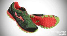 Gran presentación de las Joma Trek 2014 para trail running