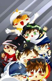 Boboiboy Anime, Anime Chibi, Anime Art, Boboiboy Galaxy, Anime Galaxy, My Childhood Friend, Some Pictures, My Idol, Gentleman