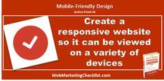 Is your website responsive? #mobile #BestDamnBook