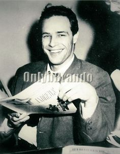 Marlon Brando #Brando