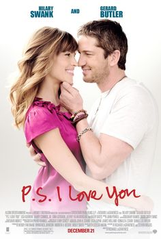 "*sigh* yes. One of my fav ""chick flicks""i mean, a movie that has Gerard Butler AND Ireland ! Best Romantic Movies, Romantic Movie Quotes, See Movie, Film Movie, Movie List, Ps I Love You, My Love, Disney Pixar, Loving You Movie"