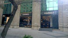 Canali on Rasul Rza Street