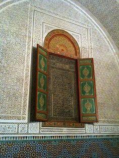 Mausoleum Moulay Ismaïl in Meknes