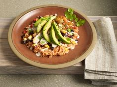 Chicken & Shrimp Diablo with California Avocado Recipe | California Avocado Commission