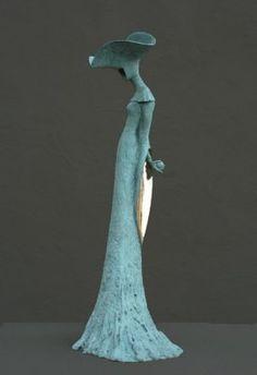 Skittles with Scarlatti by Philip Jackson, Sculpture.