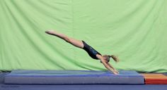 Are back handsprings hard to learn